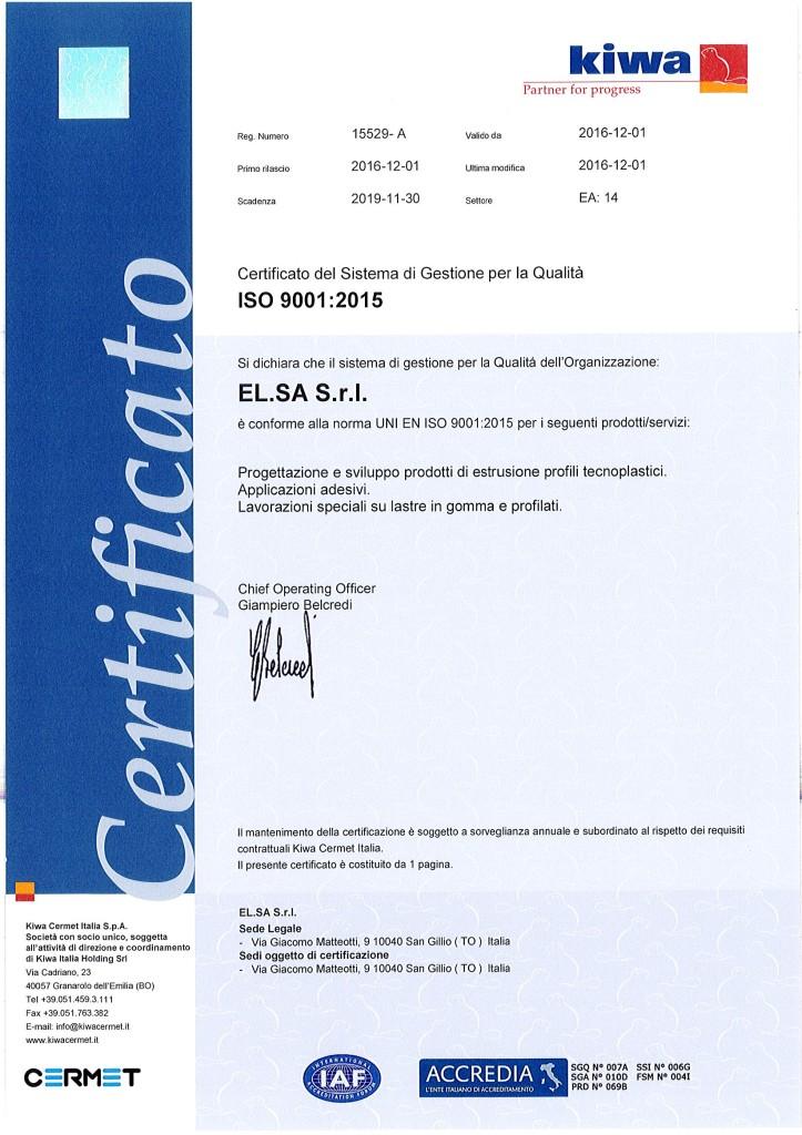 elsa_certificato9001